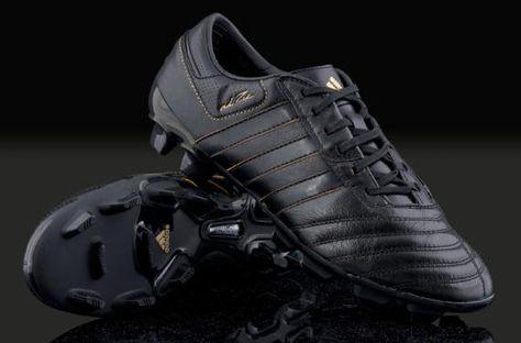 Adipure Iii TRX Fg Football Boots Black