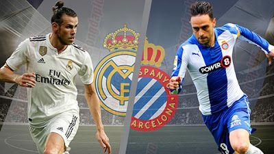 Future Sport Real Madrid Vs Espanyol La Liga Live Ao Vivo Real Madrid Madrid Sports