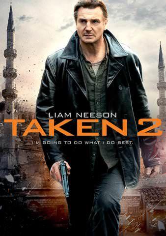 Taken 2 Liam Neeson Liam Neeson Taken Blu Ray
