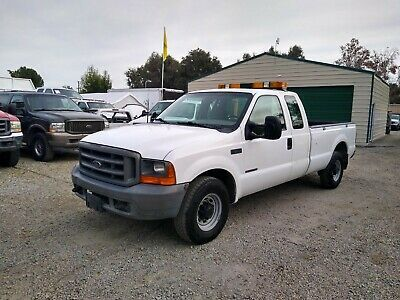 Ebay Advertisement 1999 Ford F 250 Super Duty White Ford F250 Diesel 7 3 Ex Government Fleet Vehicle In 2020 Ford F250 Diesel Ford Trucks F250