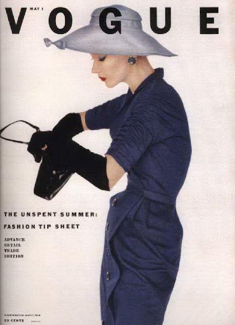 Model Lisa Fonssagrives 1950's