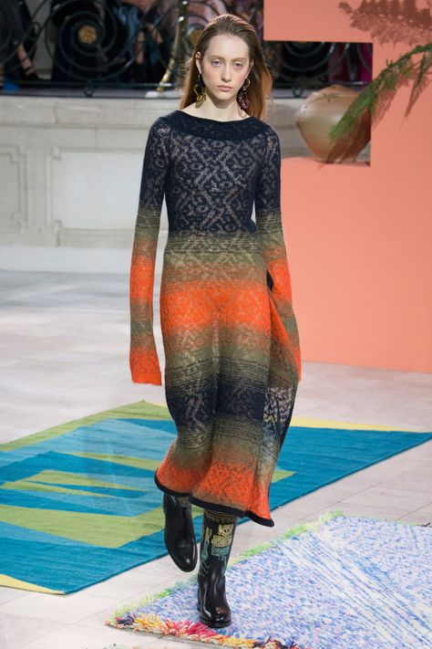 Peter Pilotto Fall 2017 Ready-to-Wear Fashion Show Collection