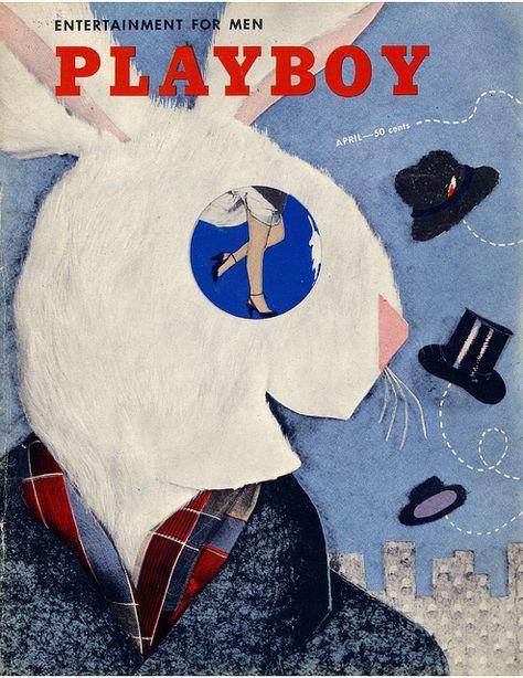 Playboy - April 1954