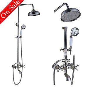 2 Handle Brushed Nickel Shower Faucet Details About Brushed Nickel Shower Faucet Handheld Sprayer Shower Faucet Kitchen Faucet With Sprayer Shower Faucet Sets