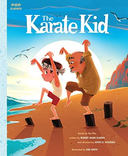 Download Pdf The Karate Kid The Classic Illustrated Storybook