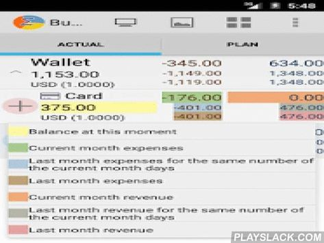Budget Blitz - Finance Helper Android App - playslack , Language