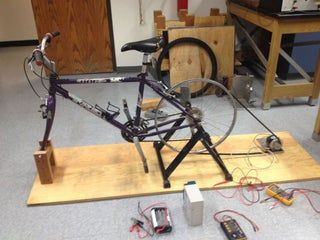 Diy Bike Generator Diy Bike Home Decor
