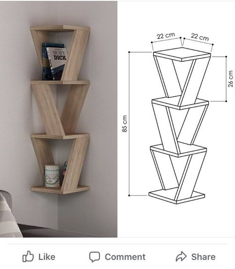 Need some help with measurements and angles. I would like to make this but I have limited tools and I'm a noob. - woodworking