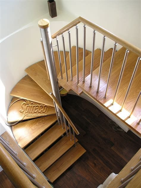 Necessarily Spiral Stairs Are A Kind Of Rounded Staircase Or Bent Staircases That Contains Particular Action Staircase Design Circular Stairs Spiral Staircase