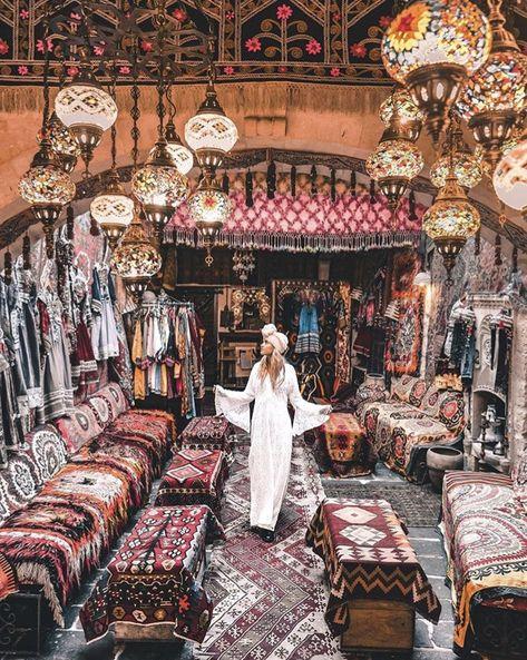 Capadócia, Turquia, conhecendo o Oriente, compras, férias inesquecíveis, destinos diferentes
