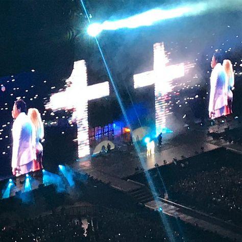 Beyonce Jay Otr Ii Metlife Stadium East Rutherford New Jersey