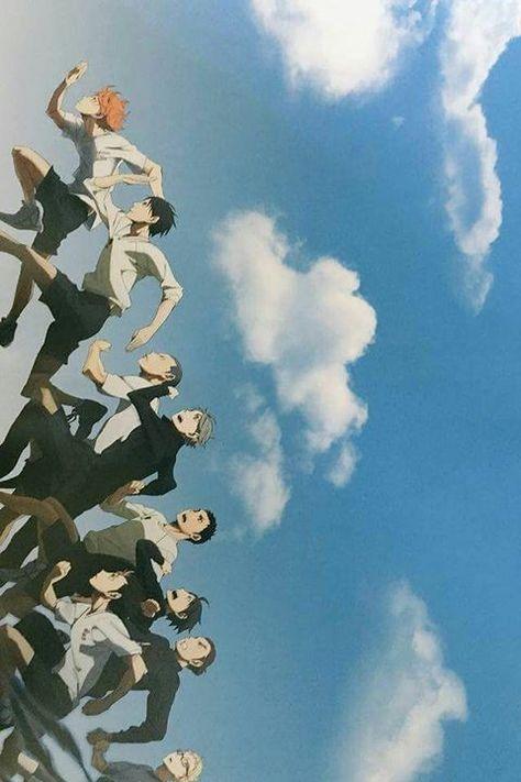 (っ◔◡◔)っ 🖤💛🖤💛Волейбол | реакции | haikyuu!! 🖤💛🖤💛 - 🧸✨Артики✨🧸 - Страница 3 - Wattpad