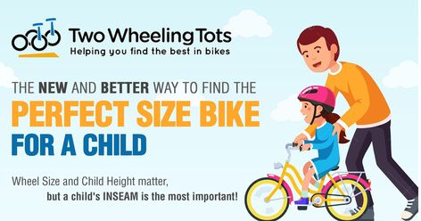 Kids Bike Sizes Guide A New Trick To Finding The Best Fit Best
