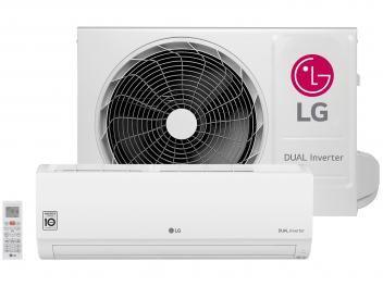 Ar Condicionado Split Lg 9 000 Btus Quente Frio Dual Inverter