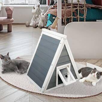 Outdoor Playpen Outdoor Cat House Wooden Cat House Cat House