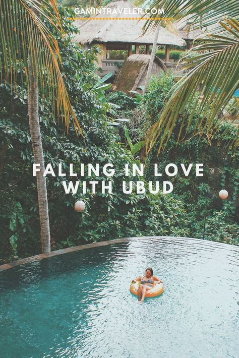 Visiting Ubud in Bali? Plans to do and where to stay. When in Ubud – What to Explore and Things to do in Ubud, Bali via @gamintraveler