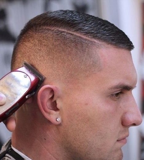Short Army Haircuts For Men 83