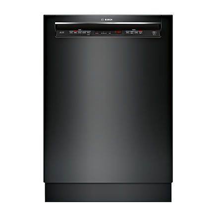 Bosch Bosch Shem63w56n 24 300 Series Built In Dishwasher W