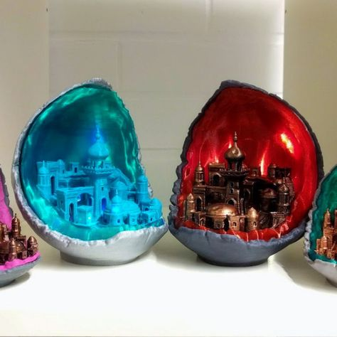 3d Printable Moon City Multipart Lamp Edition By Jukka Seppanen Fairy Lights Initial Prints Print Pictures
