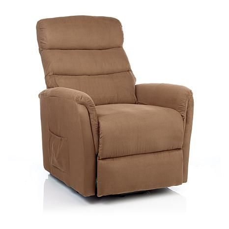 Power Lift Recliner With Heat And Massage 8629639 Hsn Lift