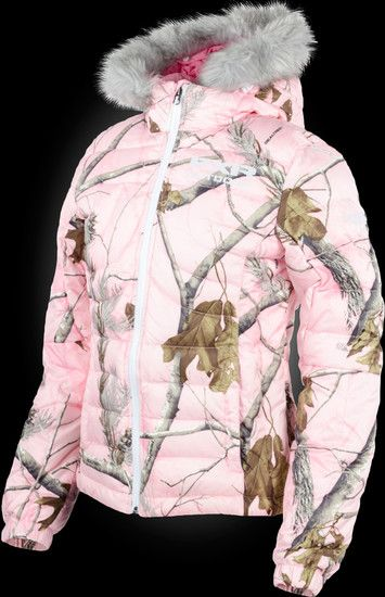 Realtree Pink Camo Jacket
