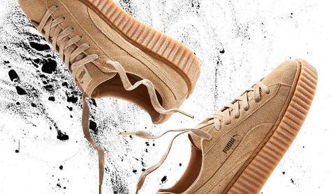 The Rihanna Puma Creeper Restock May Be A One Off | Beauty
