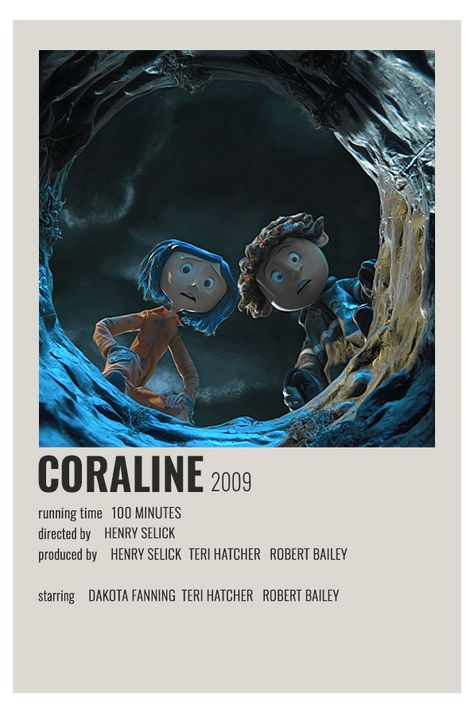 Poster Wall, Poster Prints, Coraline Aesthetic, Iconic Movie Posters, Film Poster Design, M Anime, Movie Prints, Movie Covers, Alternative Movie Posters