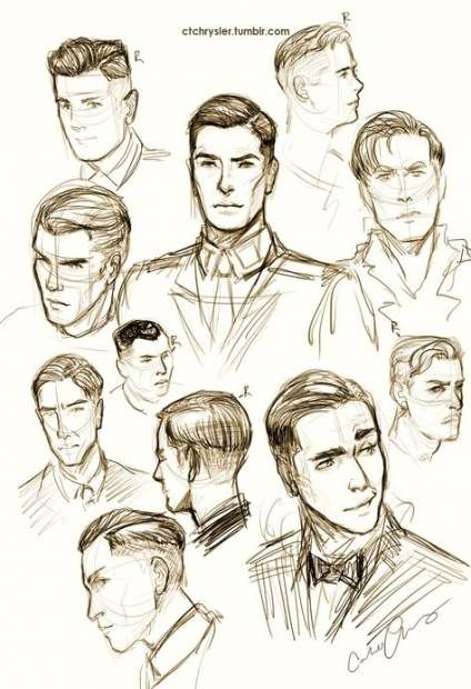 21 Ideas Fashion Illustration Men Face Inspiration For 2019 Face Drawing How To Draw Hair Guy Drawing
