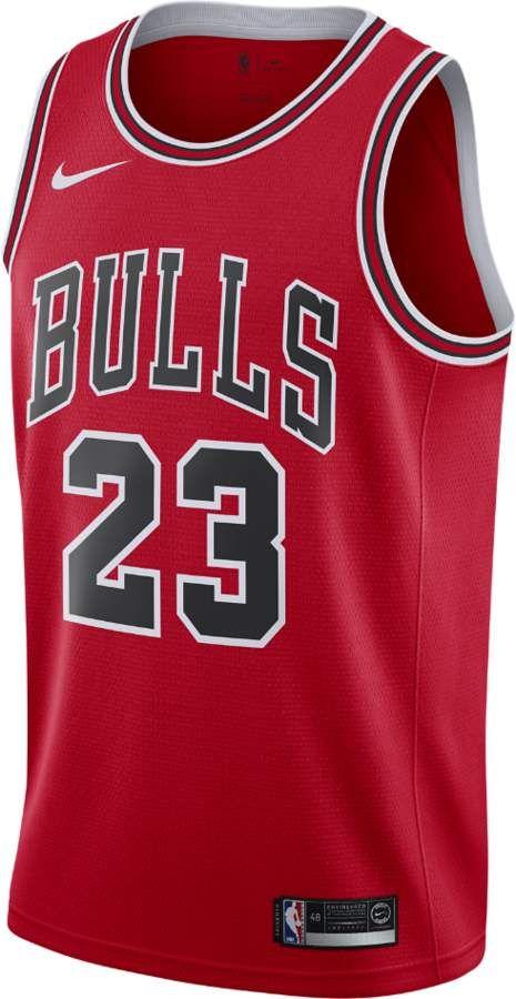 hot sale online dc4b6 ce7da Michael Jordan Icon Edition Swingman Jersey (Chicago Bulls ...