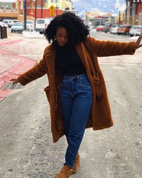 How The Youth Took Over The 2018 Sundance Film Festival Photos Trendy Outfits, Fall Outfits, Cute Outfits, Winter Fashion Outfits, Trendy Dresses, Summer Outfits, Black Girl Fashion, 90s Fashion, Black Girl Swag