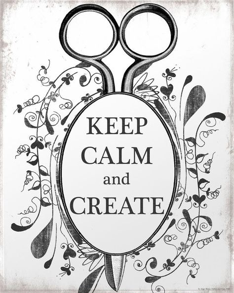 Creative Inspirations Linky Party - Home Decoration and Diy Sewing Crafts, Sewing Projects, Hairstylist Quotes, Cosmetology Quotes, Sewing Quotes, Good Vibe, Craft Quotes, Keep Calm Quotes, Hair Quotes