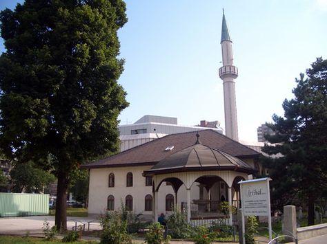 Čaršijska džamija | Bosnia, Bosnia and herzegovina, Structures