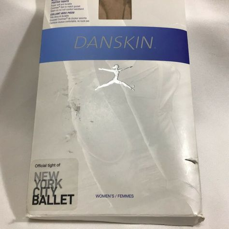 all sizes Black Danskin footed dance tights style 212