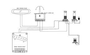 Wiring Diagram For Telecaster 3 Way Switch Fender Telecaster 3 Way Switch Wiring Diagram Telecaster Wiring Diagram Guitar Pickups Fender Telecaster Telecaster