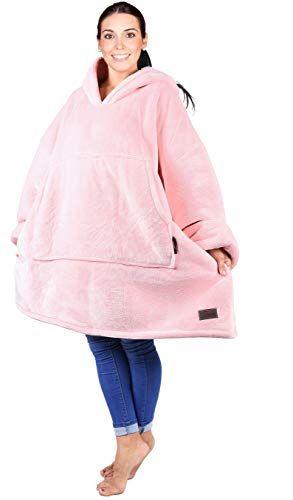 Catalonia Oversized Sherpa Hoodie Sweatshirt Blanket Supe Https Www Amazon Com Dp B07jgn68d Oversized Hoodie Sweatshirts Hoodies Womens Sweatshirt Blanket