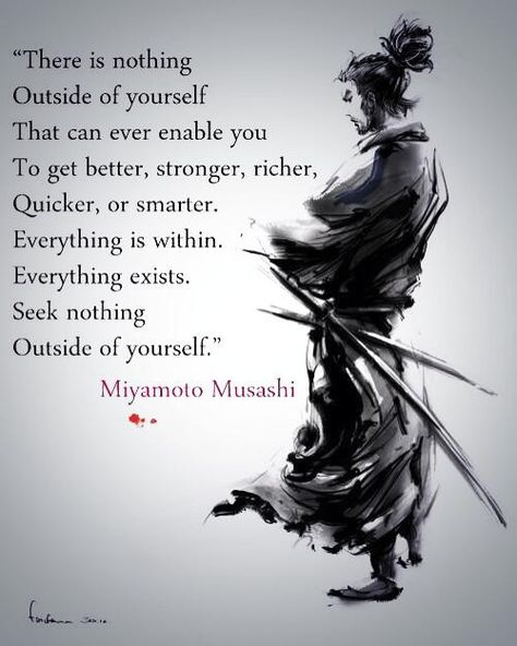 Miyamoto Musashi On Pinterest: Miyamoto Musashi Quotes On Pinterest