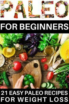 Looking for Paleo recipes for beginners? These 21 Paleo recipes for breakfast, lunch, and dinner are perfect for weight loss on the Paleo diet! If you're new, this guide will help you understand the Paleo diet rules, food lists, and how to get started on one of the best diets for weight loss! Jumpstart your Paleo diet lifestyle with these clean eating Paleo tips & recipes! #paleodiet #paleodietrecipes #paleo #healthyrecipes