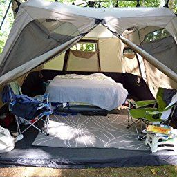 Amazon Com Customer Reviews Coleman 8 Person Instant Tent In 2020 Instant Tent Tent Coleman