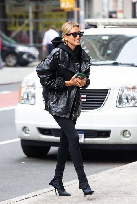 20 Best Hailey Bieber Outfits Feat. Balenciaga