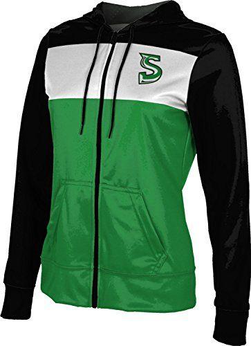 Prime North Dakota State College of Science Girls Zipper Hoodie School Spirit Sweatshirt