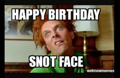 Drop Dead Fred Happy Birthday Sam Happy Birthday Funny Happy Name Day