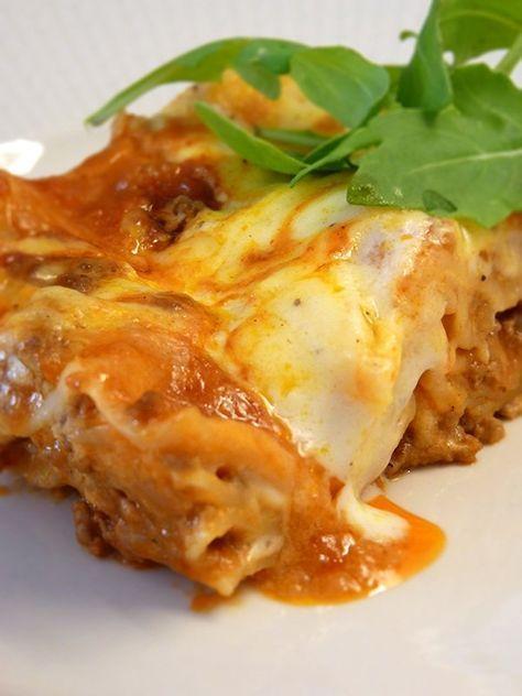 god lasagne recept
