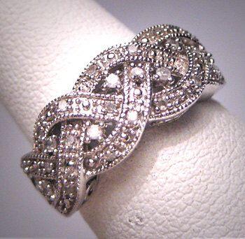 Murano Glass Ring EngagementAnniversary Ring Pinterest