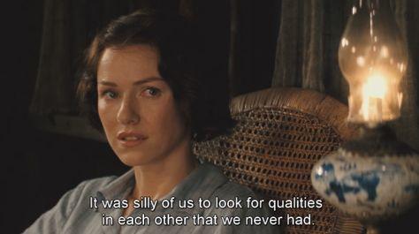 The Painted Veil, (2006 dir. John Curran)