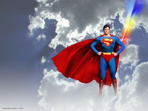 Superman (The Movie) Wallpaper: Superman