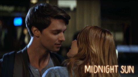 Bella Thorne Kiss GIF by Midnight Sun - Find & Share on GIPHY