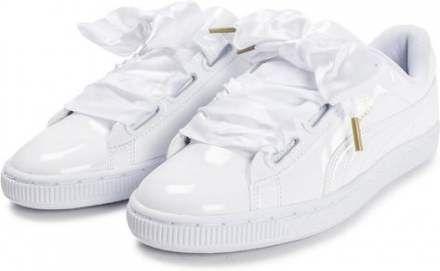 basket puma femmes blanche