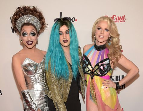 Courtney Act attends the RuPauls Drag Race Season 6