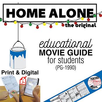 Home Alone Movie Guide Thi Interactive Will Turn The Classic Into An Opport Teaching Middle School Gattaca Essay