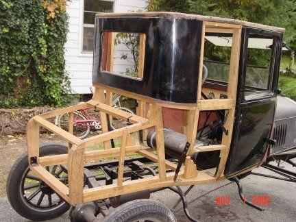 Ford Model T Wood Body Plans Car Model Model T Ford